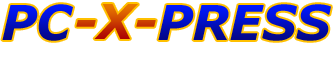 PC-X-PRESS Logo